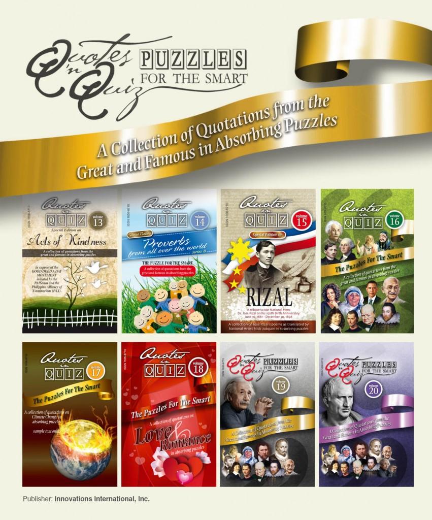 Quotes Quiz Quotes In Quiz Website & Cover Designs  Mint Creatives Design Co.