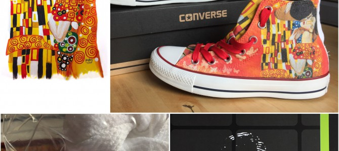 "Chucks: ""Not Like You"" Design Contest"